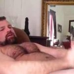 Hairy Daddy Bear Cam
